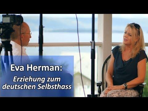 Erziehung zum deutschen Selbsthass - Eva Herman im Gespräch mit Robert Stein