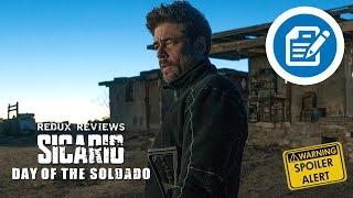 Sicario 2: Day of the Soldado Spoiler Review | Hollywood Redux Podcast | Starring Benicio Del Toro