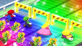 Mario Party 7 MiniGames - Mario Vs Peach Vs Luigi Vs Yoshi (Master Cpu)