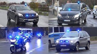 POLIZEI GROßEINSATZ IN BERLIN  [Barack Obama]
