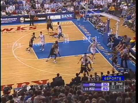 KUSports.com Jayhawk Flashback: March 5, 2000 vs. Missouri