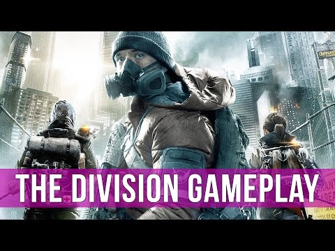 The Division Gameplay on Max Graphics! (PC Gameplay)