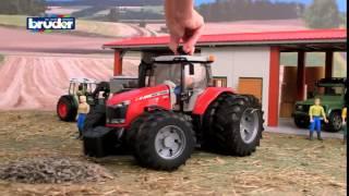 Мультфильмы про машинки  Конструктор  трактор мультфильмы для детей  Рабочие машины Трактор Комбайн