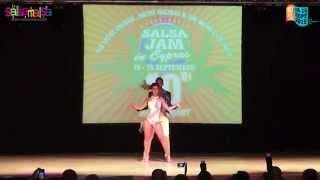 MATIAS & HILA SHOW DANCE PERFORMANCE | 10.SALSA JAM IN CYPRUS!