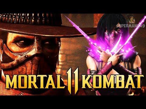 Mortal Kombat 11: Mileena, 2v2 Tag Mode & Erron Black Or Ermac? (Q&A) Mortal Kombat 11 Gameplay thumbnail