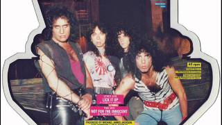 Not for the innocent - Kiss (cover)~Vinnie Vincent