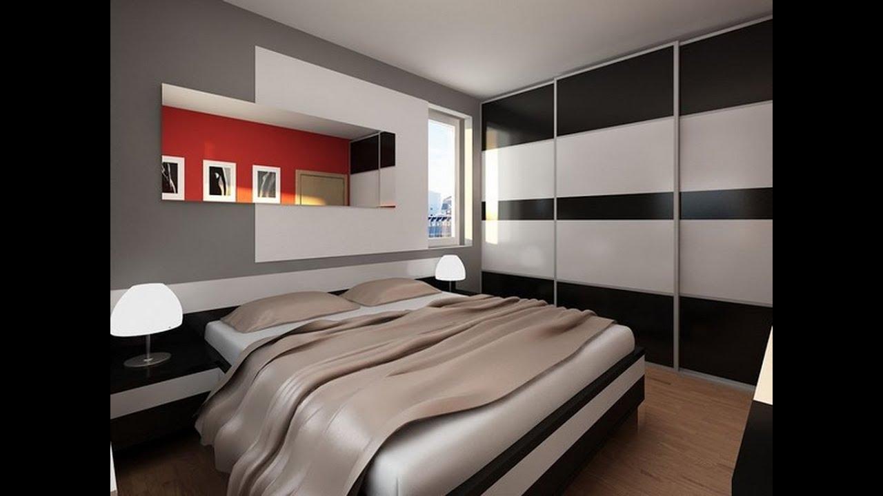 Interior Design Idea Decorate a small Bedroom for Small ...