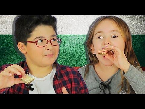Türkler Bulgaristan Abur Cuburlarını Tadıyor: Bu videoda Bulgaristan abur cuburlarını tadıyoruz. Bize eşlik eden Sarp ve Zeynep'e çok teşekkür ederiz. Bir şeyleri tattığımız tüm videolar tam şurada: https://goo.gl/MXKxZs  Diğer kanallarımızdaki birbirinden ilginç ve eğlenceli videoları izlemek için lütfen tıklayın: Yapyap: https://www.youtube.com/yapyap Oyun Delisi: https://www.youtube.com/oyundelisi BonbonTV https://www.youtube.com/bonbontv  OHA Diyorum kanalında ilginç, komik, faydalı, eğlenceli videolar yayınlıyoruz. İlginç bilgiler veriyoruz, eğlenceli oyunlar oynuyoruz, rekor denemeleri yapıyoruz, komik fotoğrafları derliyoruz, enteresan sorulara cevap veriyoruz, göz yanılmaları ile şaşırtıyoruz, oha diyeceğiniz deneyler yapıyoruz. Videolarımızı çekerken önce biz eğleniyoruz, ardından elbette sizi eğlendirmeyi amaçlıyoruz.