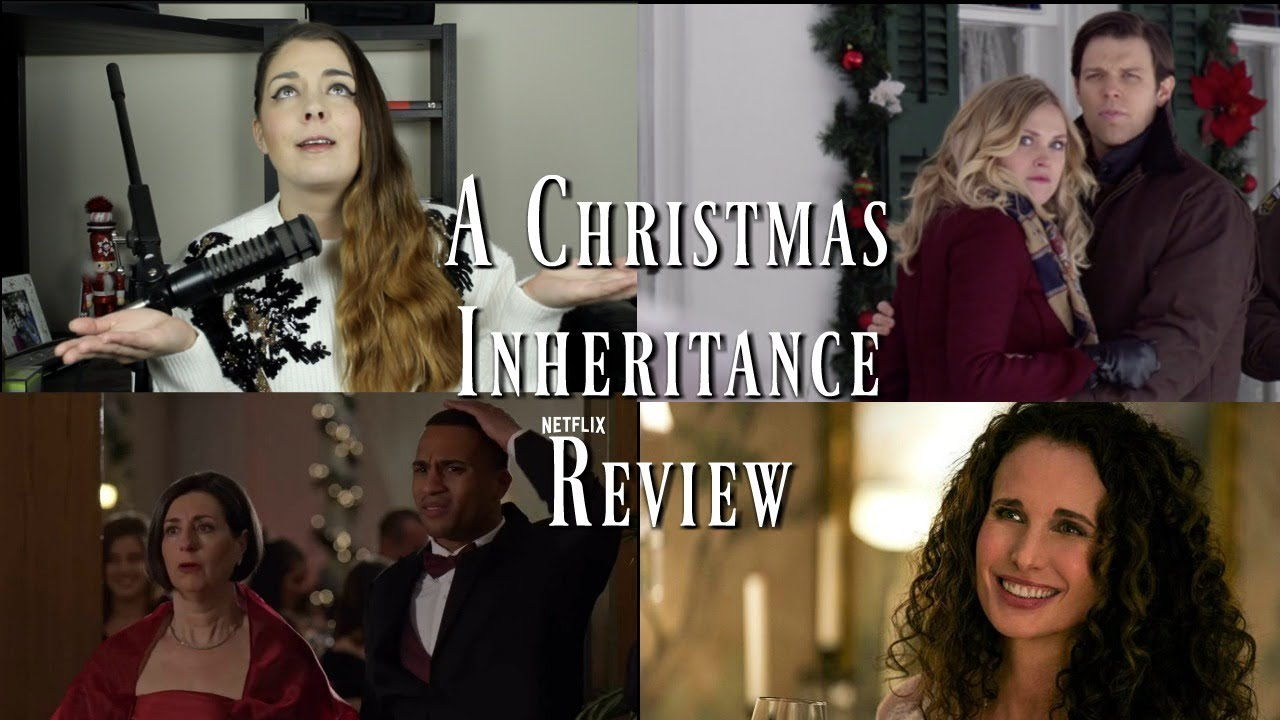 A Christmas Inheritance.A Christmas Inheritance Review