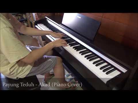 Payung Teduh - Akad (Piano Cover)