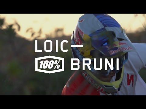 100% Presents - Loic Bruni, a world class intern