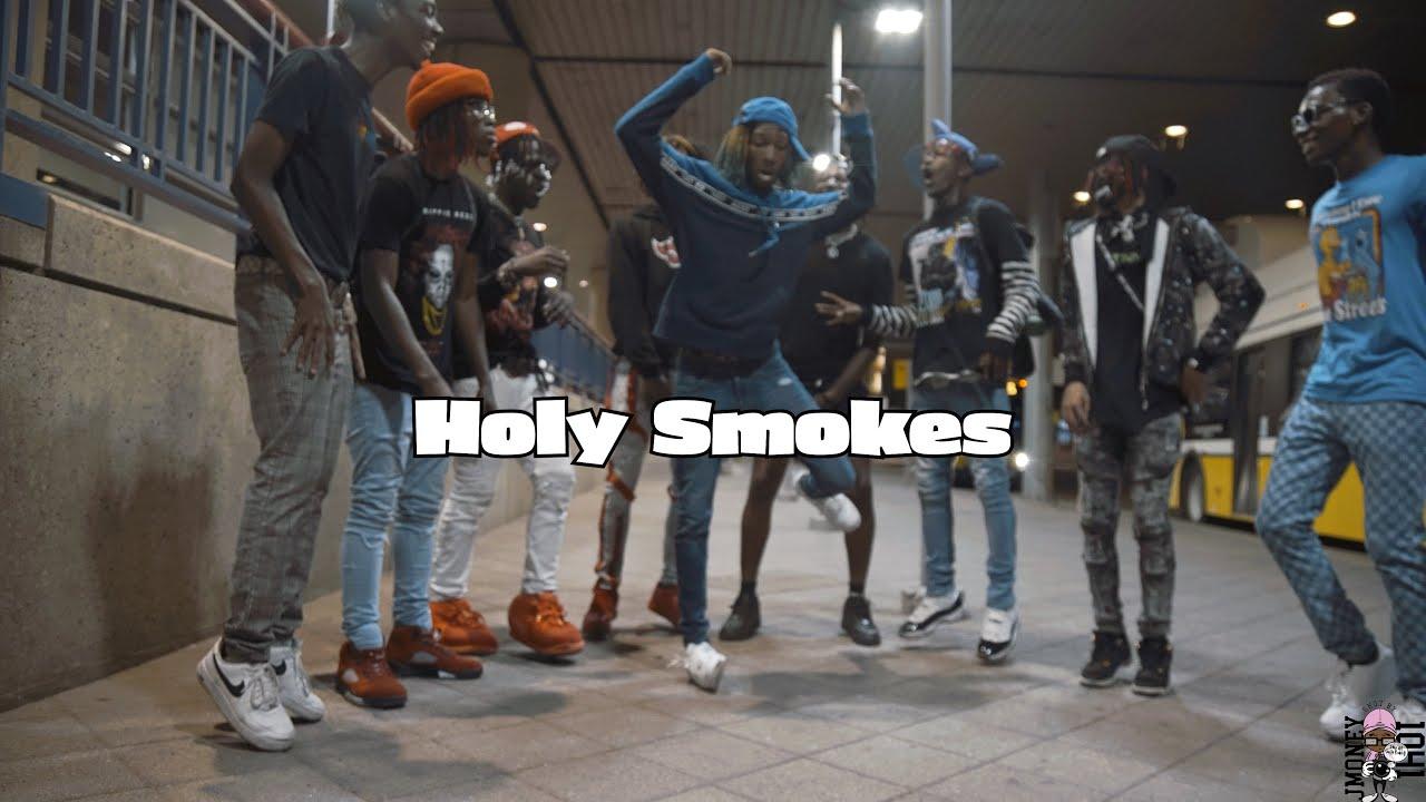 Trippie Redd – Holy Smokes Ft. Lil Uzi Vert (Dance Video) Shot By @Jmoney1041