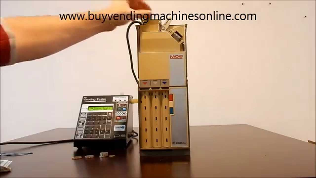 Coinco 9302gx coin mech how to guide on trouble shooting maintenance &  basic repair vending