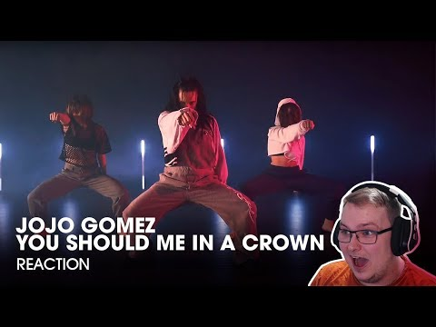 Billie Eilish - you should see me in a crown - Jojo Gomez ft Sean, Kaycee and Bailey - REACTION!