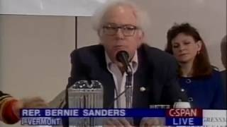 Bernie Sanders and Rainbow Coalition Leadership Discuss How to Fight GOP Extremists (1994)