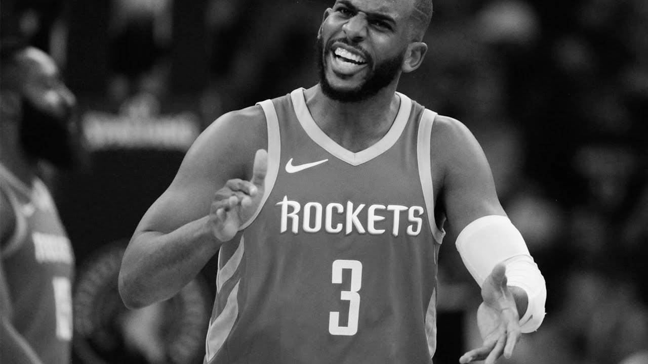 Chris Paul says he enjoyed his two years with the Houston Rockets
