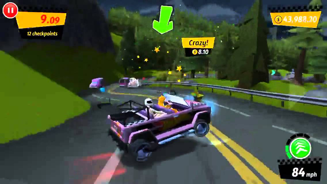 crazy taxi city rush game download for pc