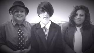Lip sync cover of the alphabet song by the three stooges