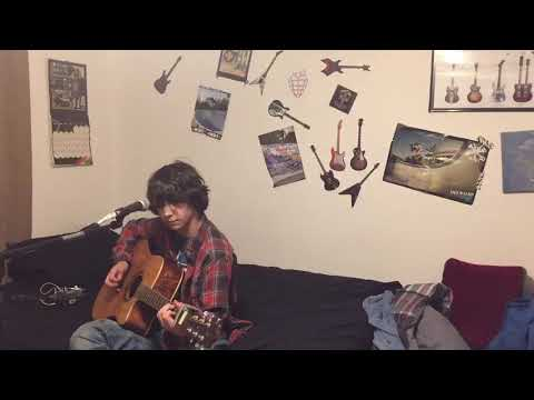 """""""Serve the servants"""" by Nirvana solo acoustic cover mp3"""