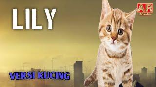 Gambar cover Lily - Alan Walker  (Versi Kucing Lucu)
