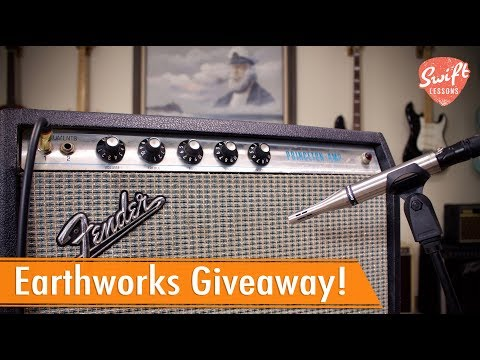 Contests — Earthworks Audio