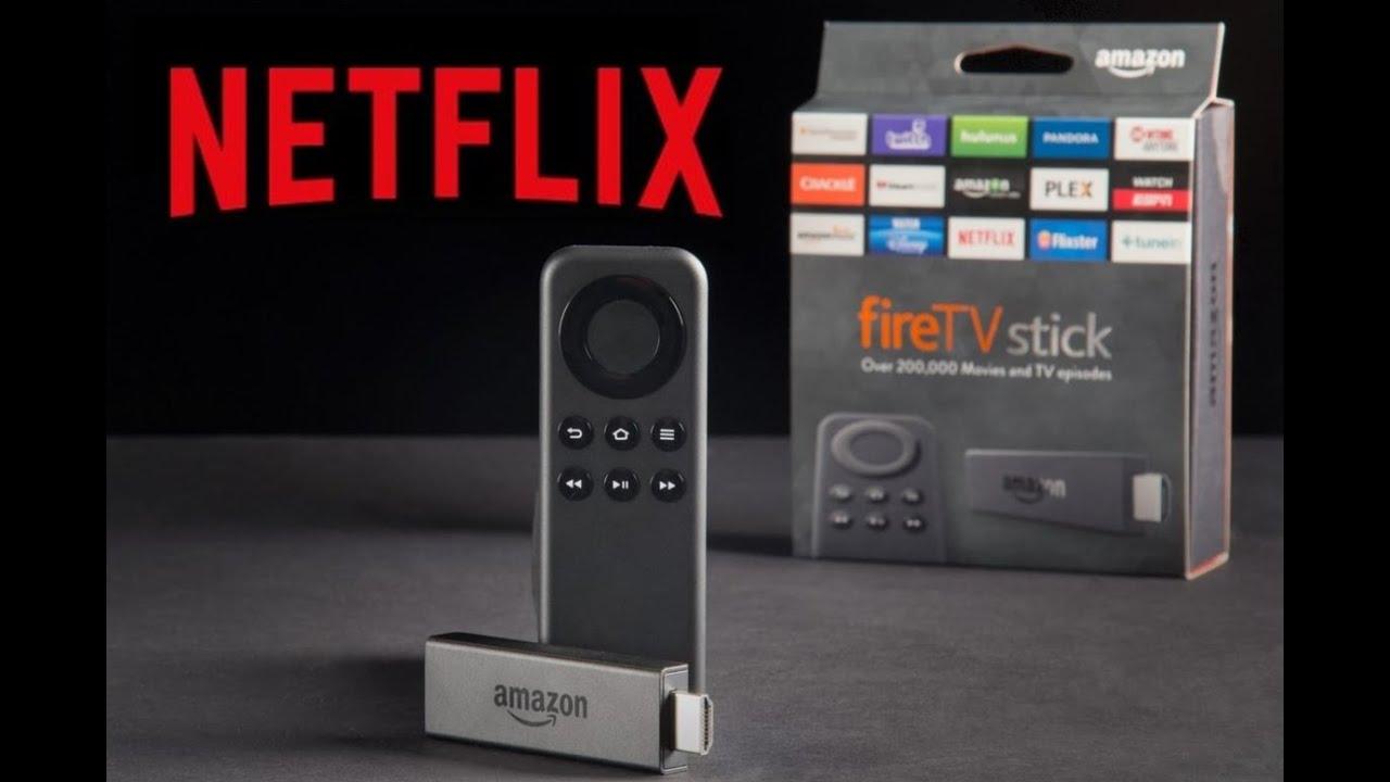 Install Netflix On Amazon Fire Tv Stick Youtube