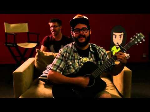 SourceFed Re-edited Steve Zaragoza Songs