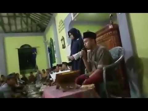 Acara maulid nabi, qori abi quhafah