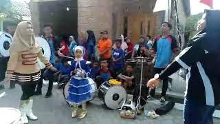 Drumband new nafisar nada(pertemuan)