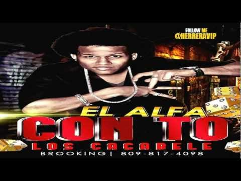 El Alfa - Con To Lo Cacabele (Prod. Bubloy)