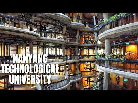 Nanyang Technological University Singapore Walking Tour (2020) / 南洋理工大学徒步旅行