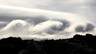 Otto Whitehead: Kelvin-Helmholtz Clouds