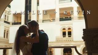 Camille + Kevin CINEMATIC WEDDING FILM