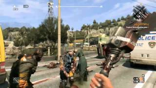 Dying Light - Ultimate Survivor Bundle Weapons Are Usable! (Buzz Killer At 2900+ Damage)