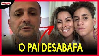 Pai de LUCAS Filho de Walkiria Santos DESABAFA ao falar o Motivo da mort3 de seu filho