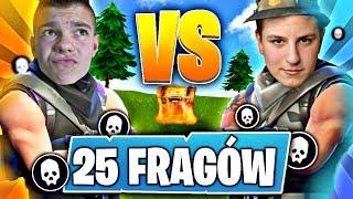 JACOB VS PALION w FORTNITE! KTO WYGRA?