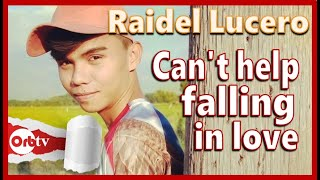 Raidel Lucero - Can't help falling in love | Elvis Presley Cover
