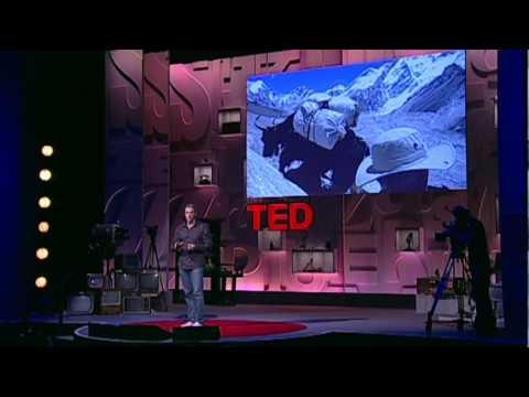 Lewis Pughs mind-shifting Mt. Everest swim