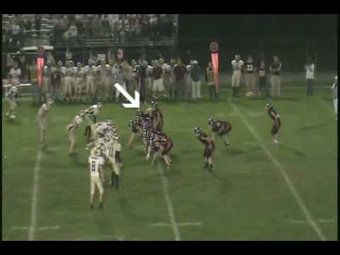 Elliott Marsh Senior Highlights '08 - Mathews High School
