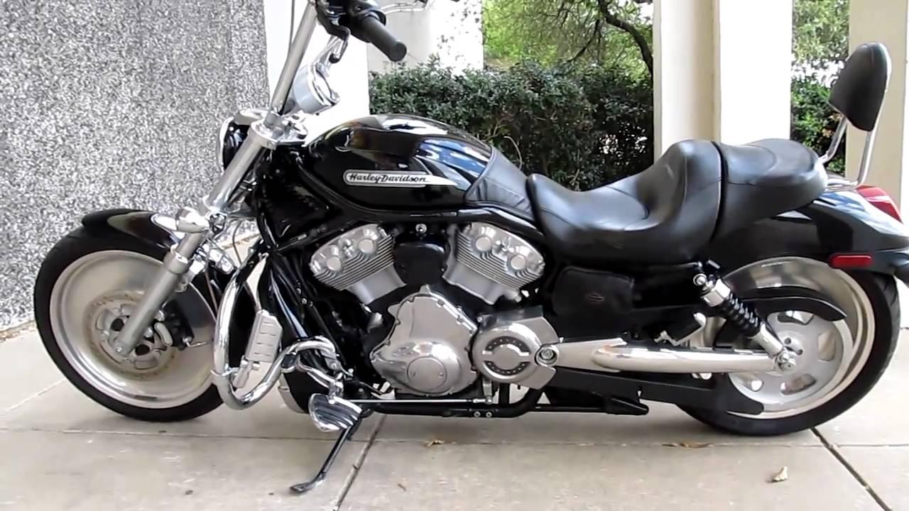 Harley Davidson V Rod Ape Hangers