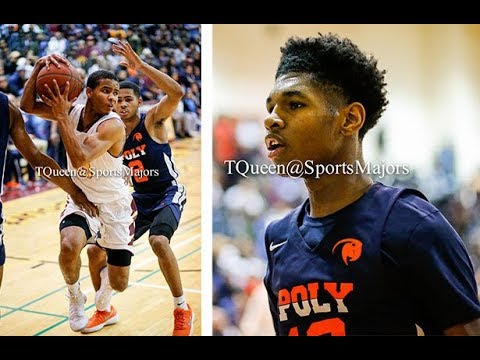 Super Soph Justin Lewis Scores 36 in Heated Baltimore City Game
