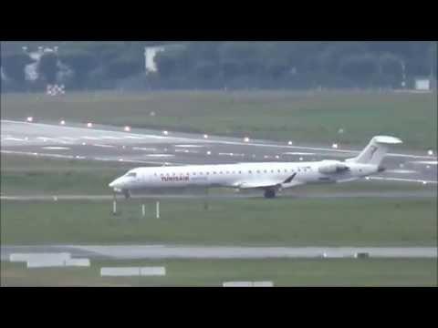 Tunisair Express @ Hamburg Airport