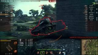 Т-54 перший зразок, Оверлорд, Стандартний бій