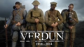 Verdun - WWI Trench Warfare - Updated & Absolutely Gorgeous