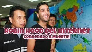 The hacker sentenced to death for a good cause | Hamza Bendelladj