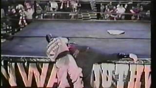NWA Southwest gets crazy