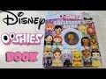 Disney Ooshies Collector's Guide Book Flipthrough + Limited Edition Golden Elsa! | Birdpoo Reviews