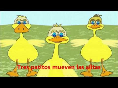 Anatroccoli Cuacuacua - Patitos Cuacuacua - Imparare lo Spagnolo con sottotitoli