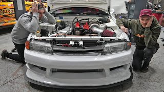 Why my R32 has been missing...