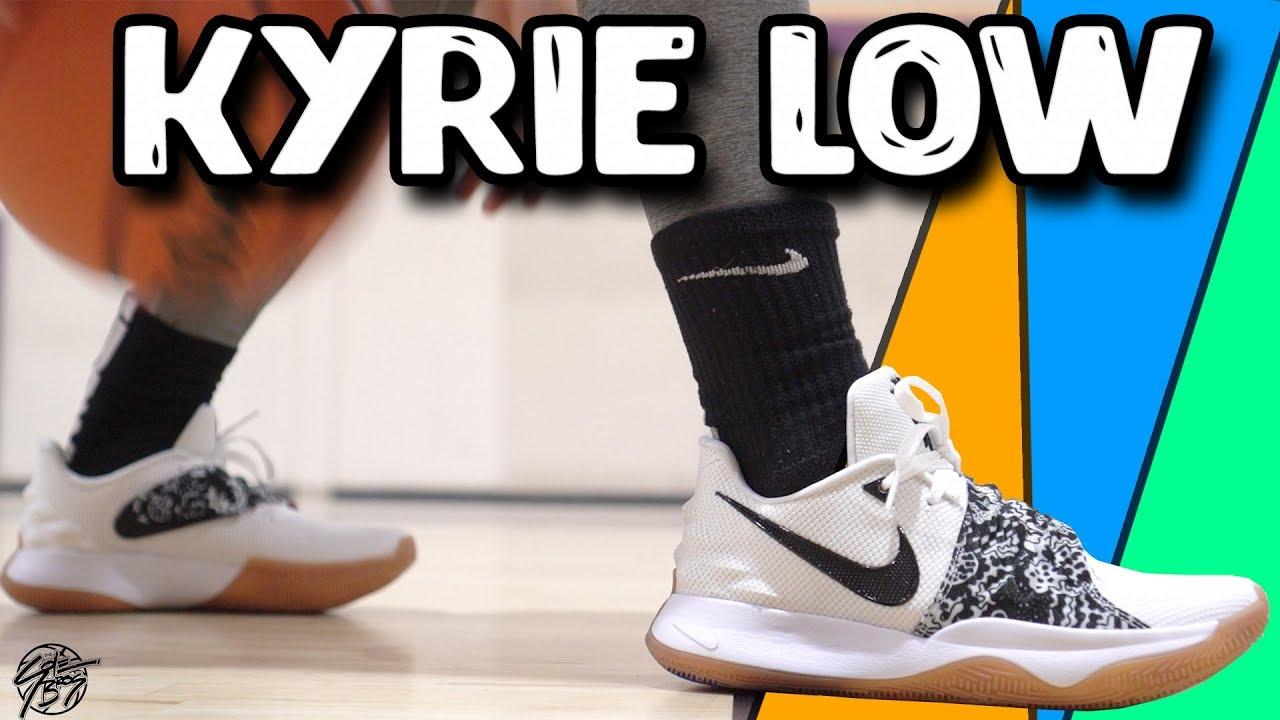 kyrie 4 low weartesters